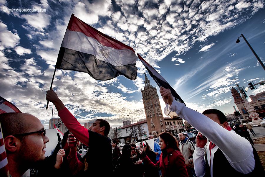 Demonstration for Egypt on Saturday - Photoblog