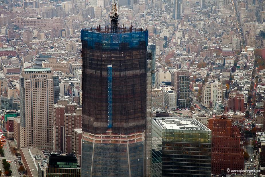 World Trade Center Construction : Lower manhattan one world trade center part three