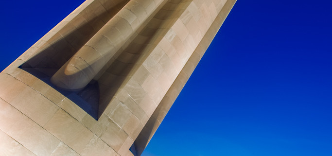 Liberty Memorial at the World War One Museum, Kansas City