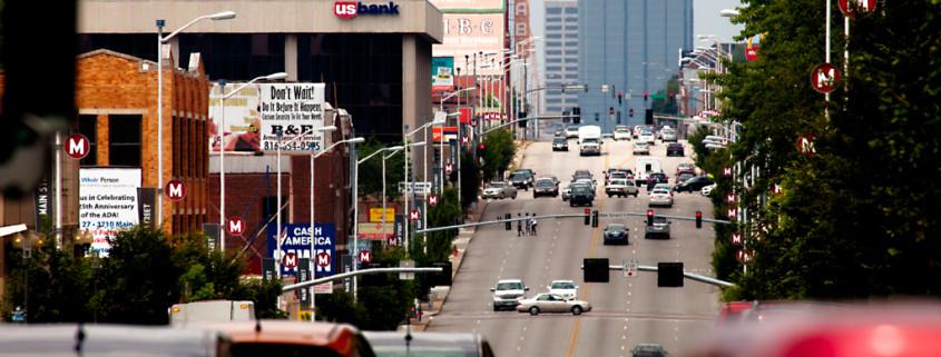 Kansas City's Main Street