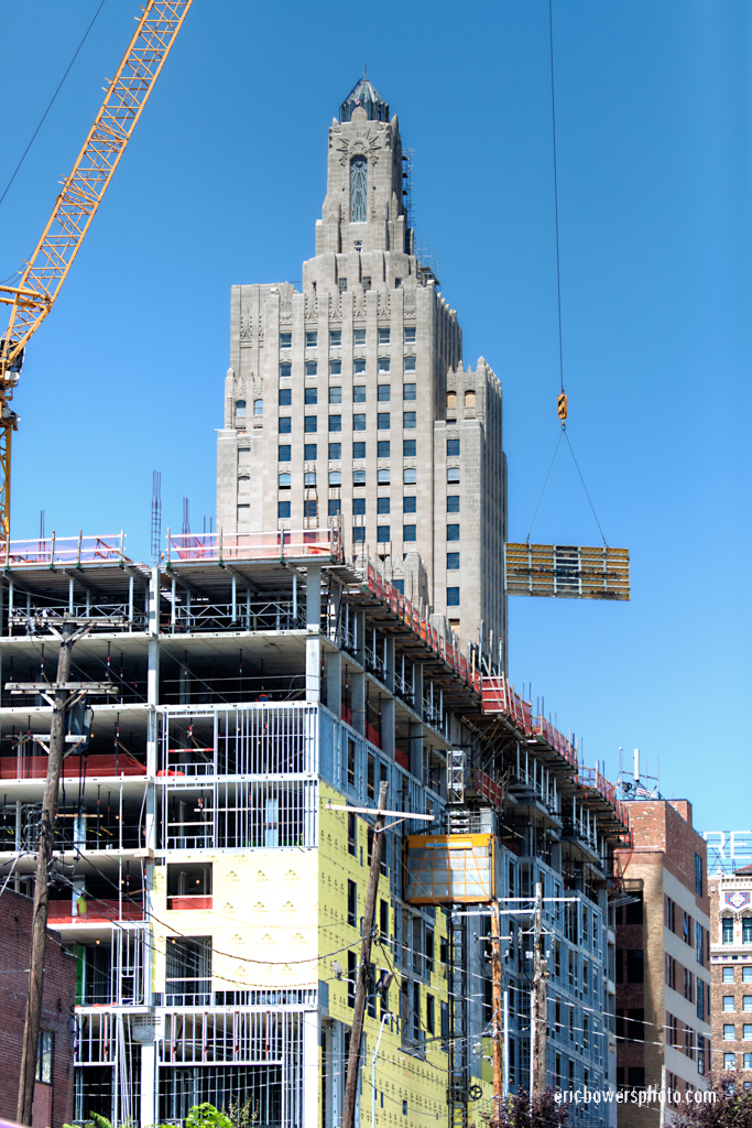 Chartwell Downtown KC Hotel Construction
