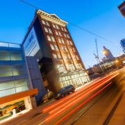 Kansas City's Globe Building Architectural Photos