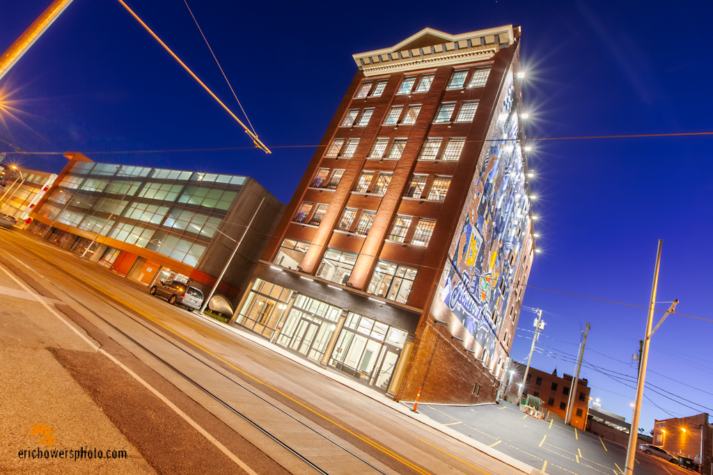 Kansas City's Globe Building Architectural Photos