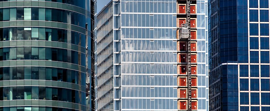One Light Tower KC Construction Progress