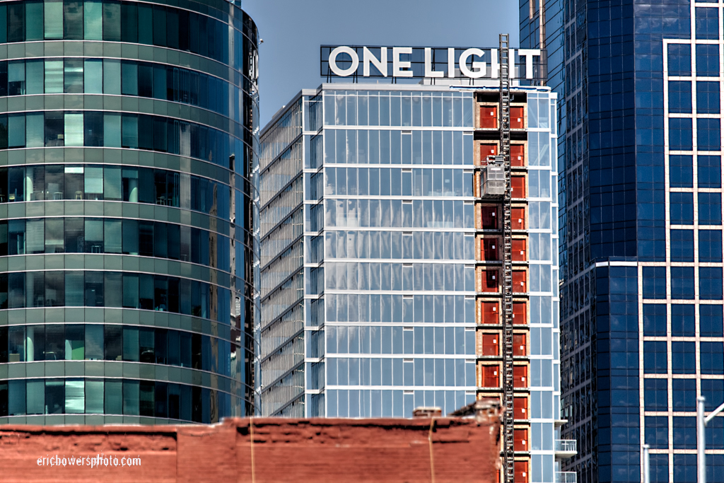 One Light Tower KC Construction Progress