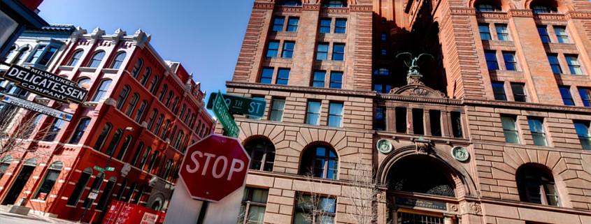 Kansas City's New York Life Building