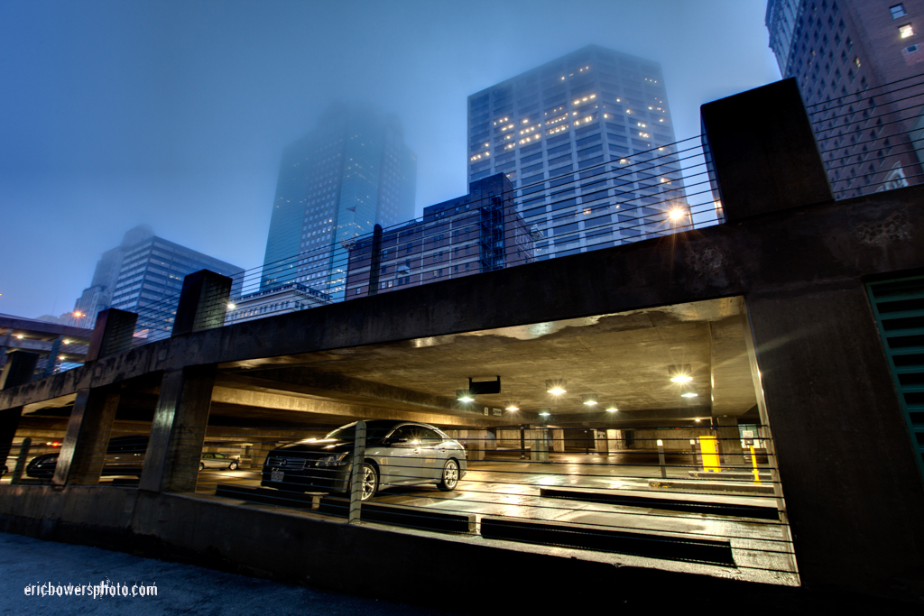Urban Fog Photos