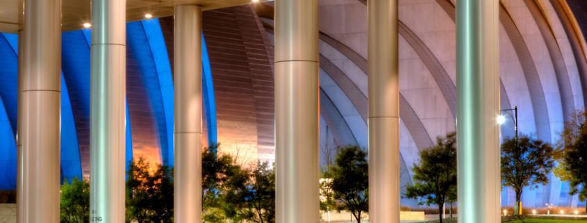 Kansas City's Royal Blue Buildings