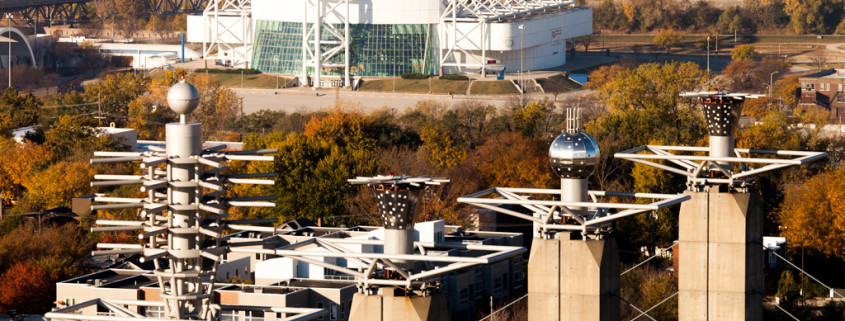 Skystations and Kemper Arena