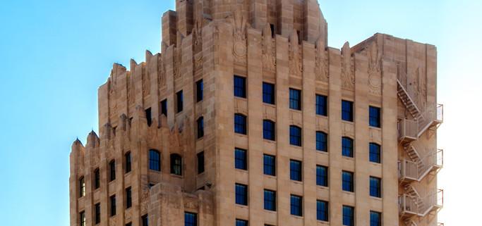 Historic Power & Light Building Renovations