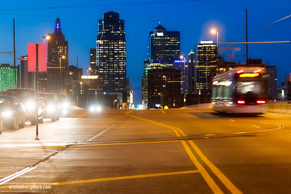 Kansas City Streetcar Photos