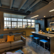 Roaster's Block - Folger's Plant Residential Conversion