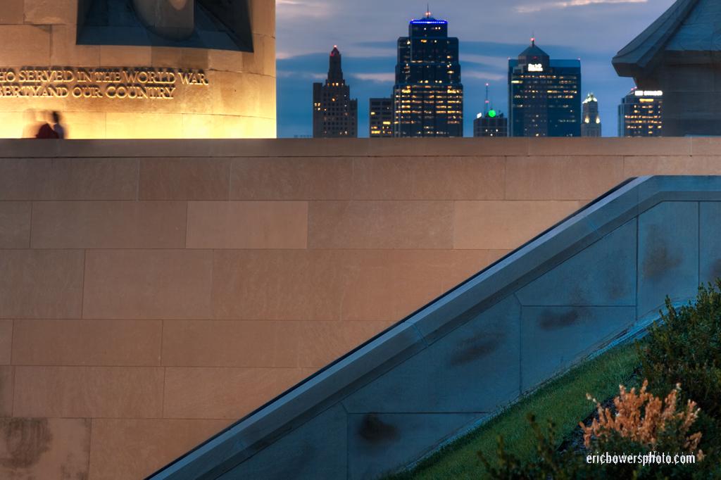 KC Skyline & Liberty Memorial