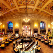 Kansas City Union Station Interior Panorama Pic
