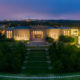 Kansas City Nelson Atkins Museum of Art Aerial View