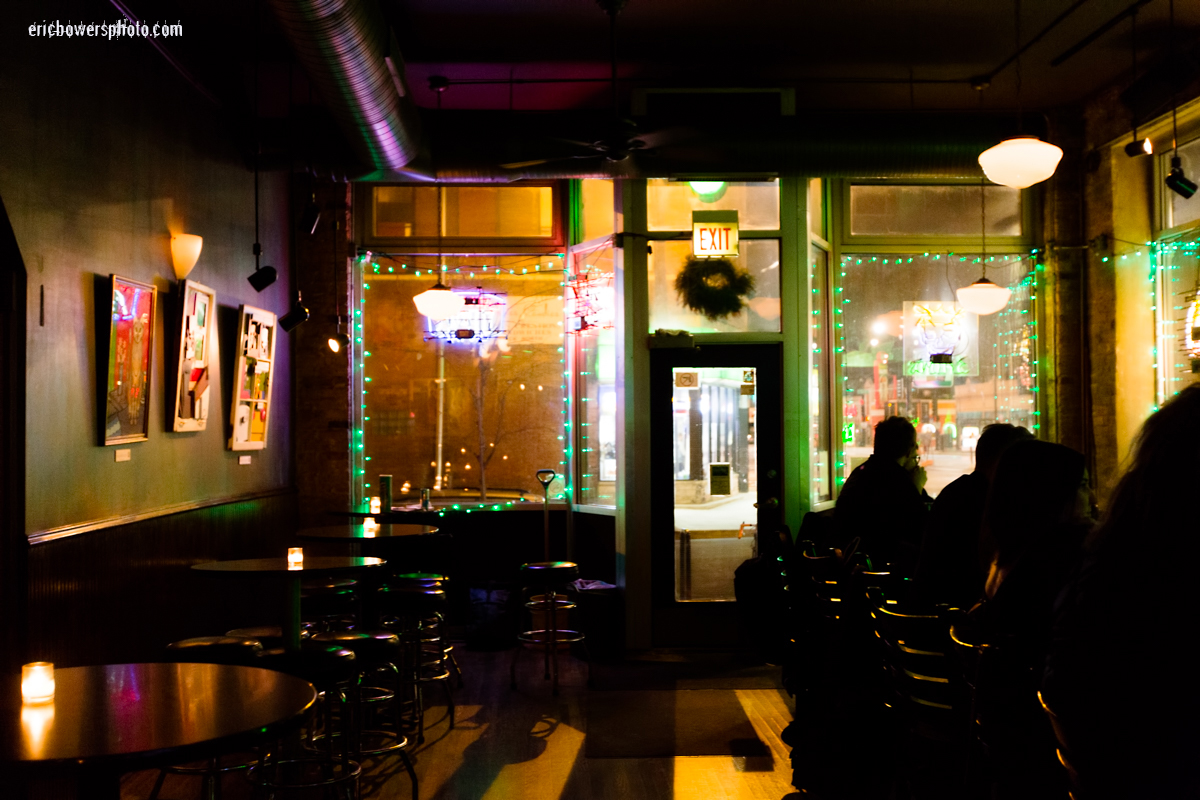 Green Eye Lounge, Chicago