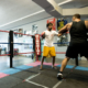 Boxing Gym Scenes Part 4