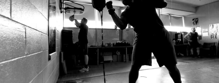 Boxing Gym Scenes, Sweet's Z's in KCK