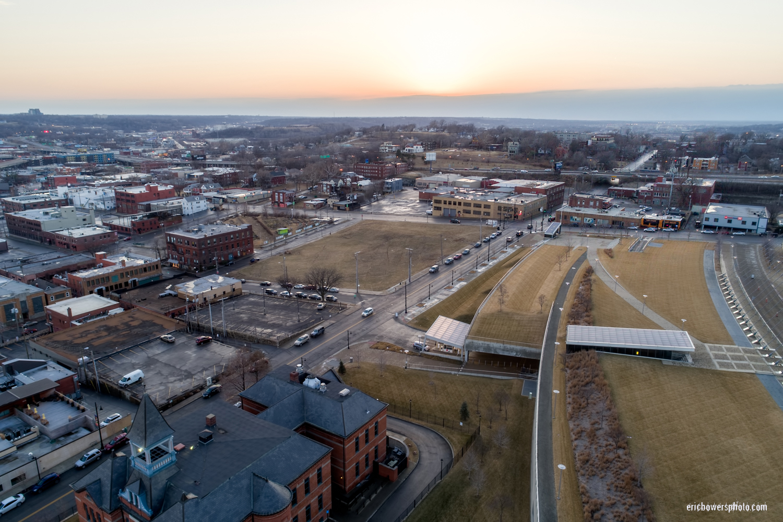 UMKC Arts Campus Proposed Site
