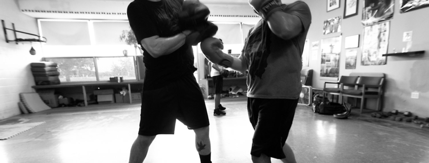 Boxing Gym Scenes Part 7