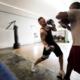 Boxing Gym Scenes Part 6
