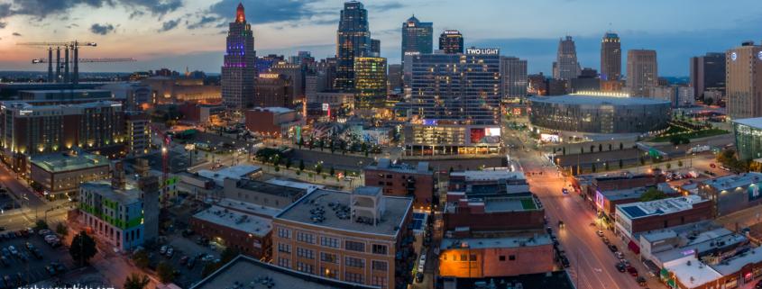 Downtown Kansas City Skyline, Summer 2018 Pt 2