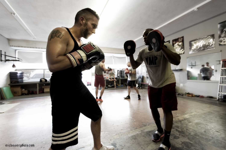 Boxing Gym Scenes Part 13