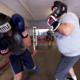 Boxing Gym Scenes Part 12