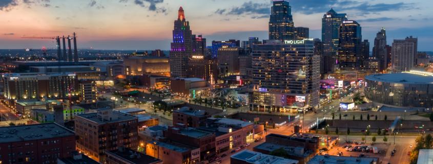 Downtown Kansas City Skyline, Summer 2018 Pt 3