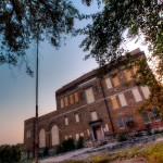 Abandoned Switzer School and West Jr. High in the West Side
