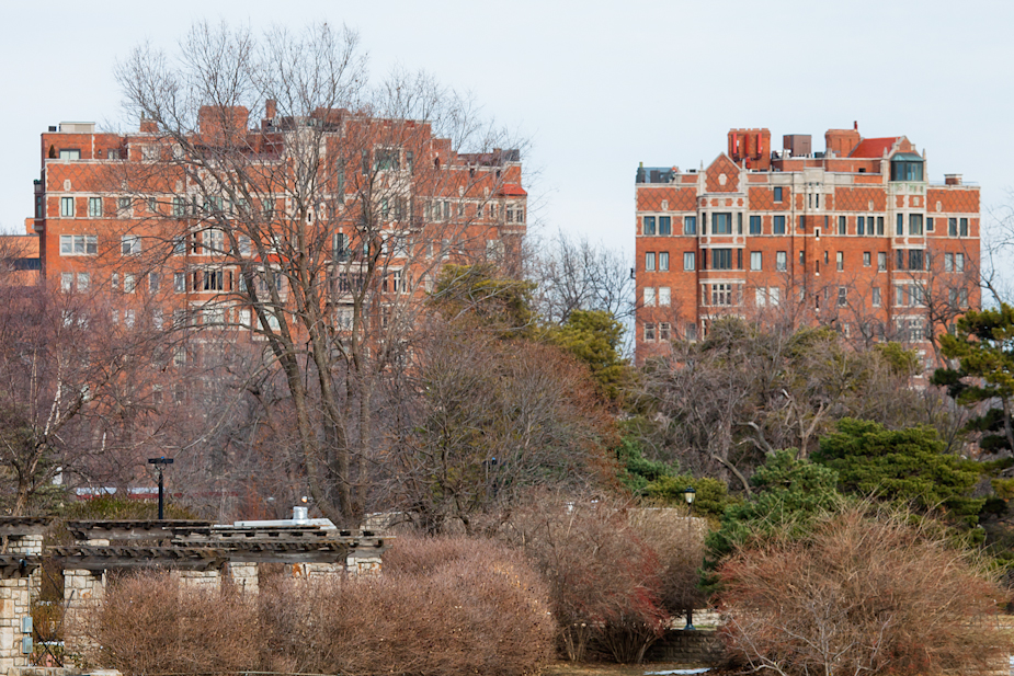 South Plaza Residential Buildings