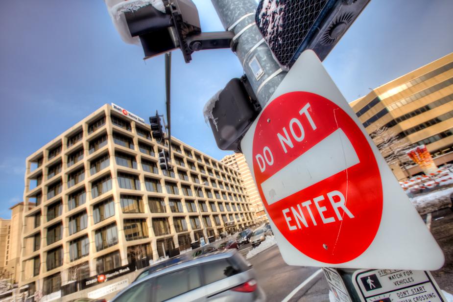 Kansas City Intersection