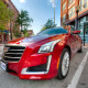 Car Photography: New 2015 Cadillac CTS