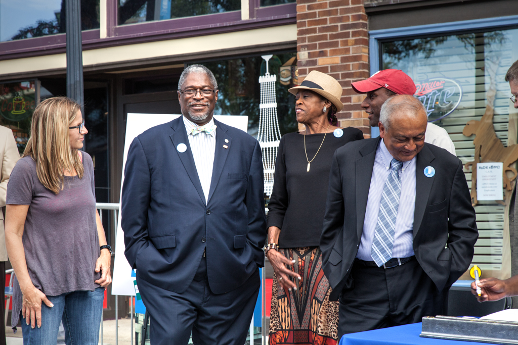 Mayor Sly James & Kansas City Streetcar Project