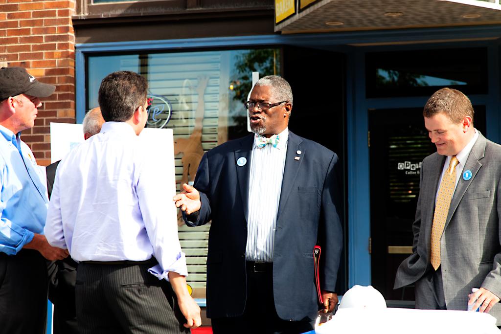 Kansas City Mayor Sly James