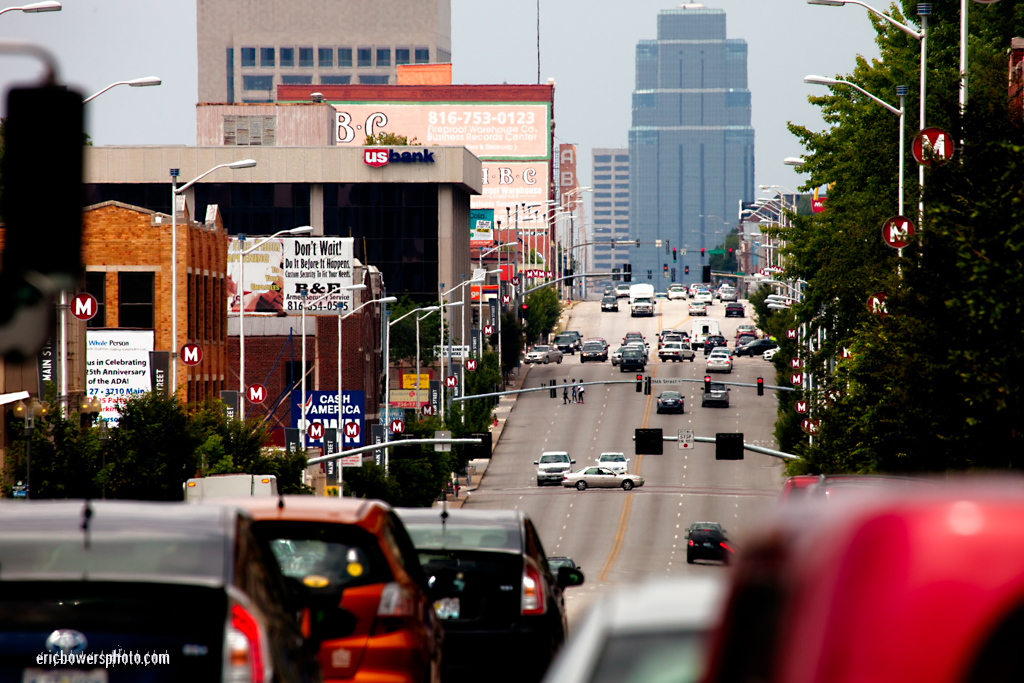 Kansas City's Main Street