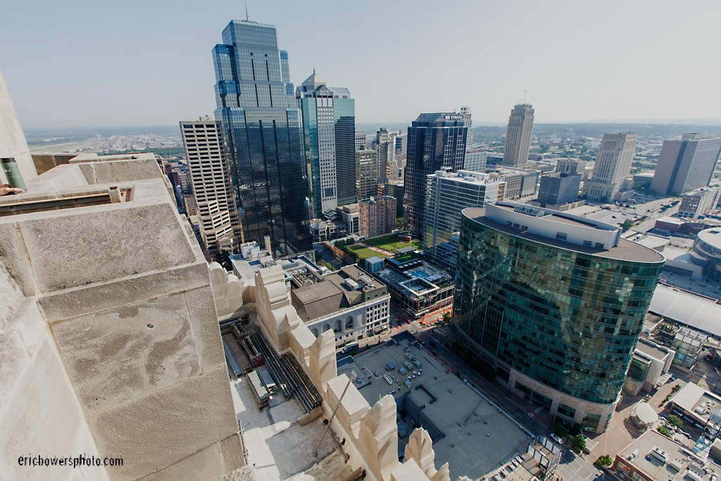 Downtown Kansas City Skyline