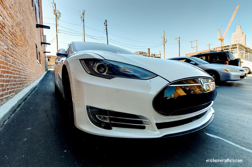 Tesla Model S Electric Car