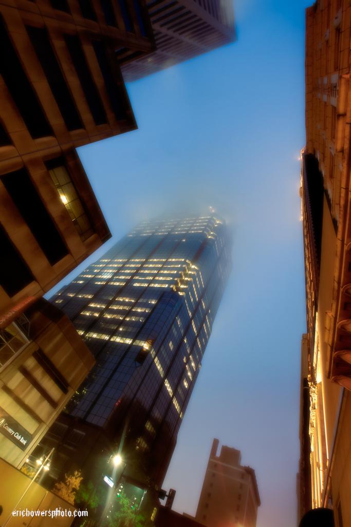 Urban Fog Photos