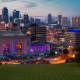 KC Downtown Skyline Panorama Photo