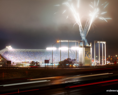 Kansas City Royals World Series Photos