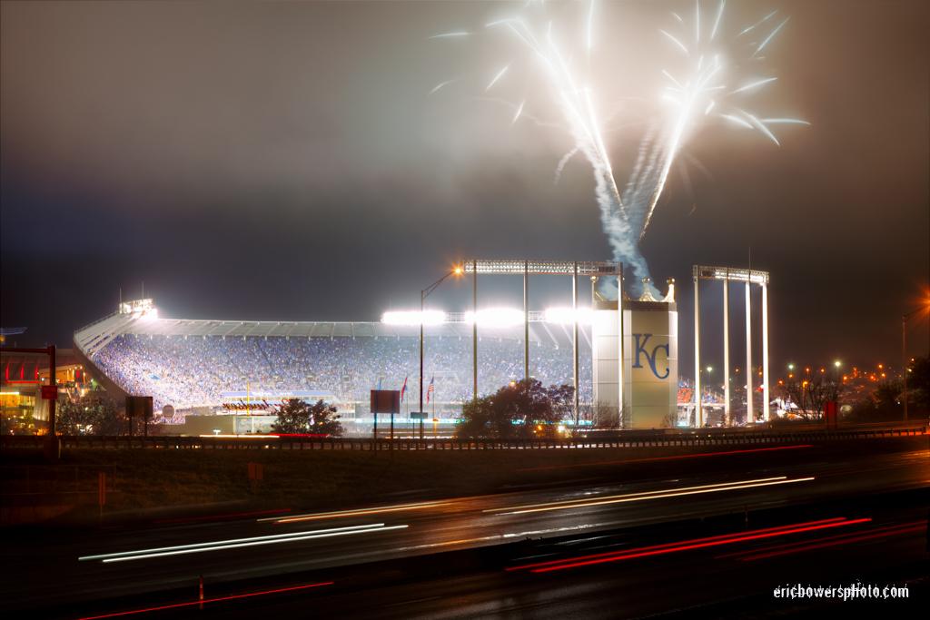 Kansas City Royals World Series Photos