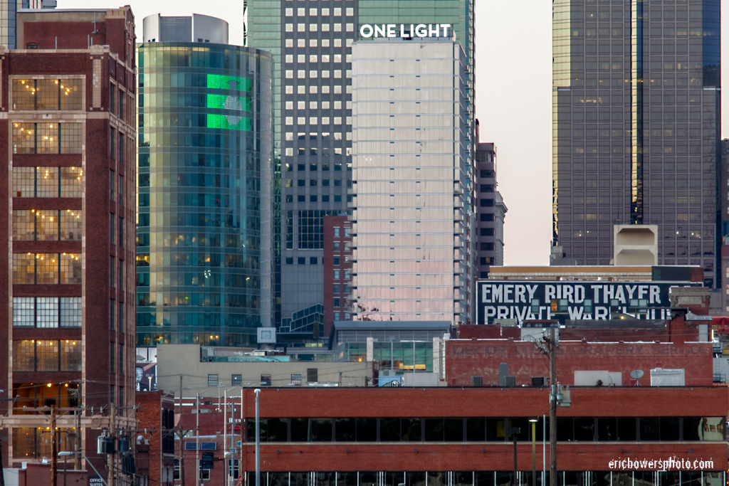 Kansas City One Light Tower Completion