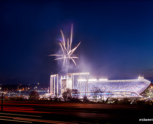 Kansas City Royals & Kauffman Stadium