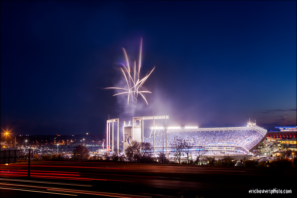 Kansas City Royals & Kauffman Stadium