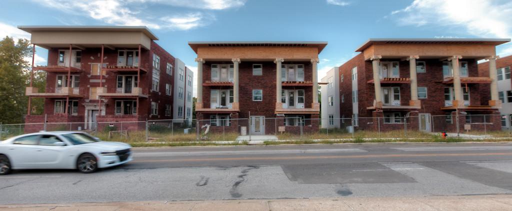 Kansas City Colonnade Renovations
