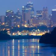Downtown Kansas City Panorama