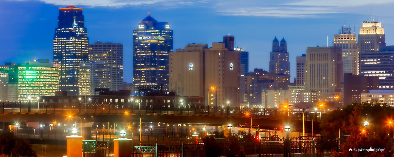 Kansas City Panorama Photos