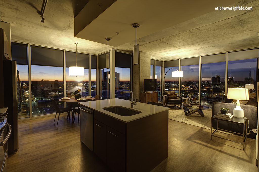 Kc One Light Tower Interior Apartment Unit Photos Eric