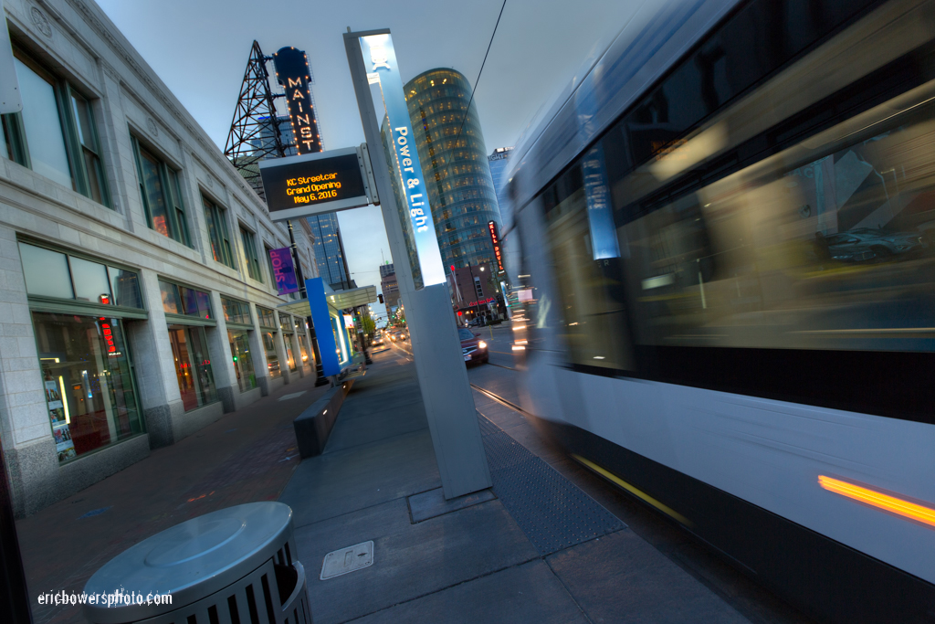 Kansas City Streetcar Photos